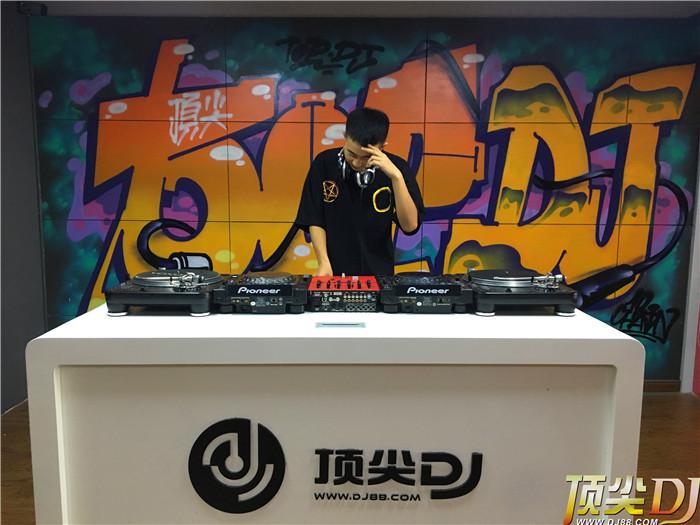 山西顶尖DJ学校学员张锋毕业考试