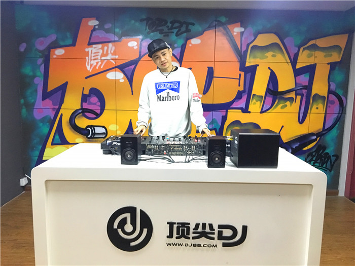 湖南顶尖DJ学校学员徐鑫D阶段考试