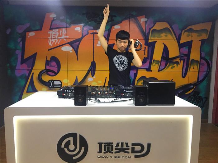 广西顶尖DJ学校学员宾洋D阶段考试