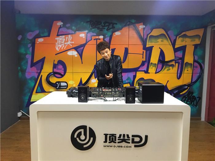 云南顶尖DJ学校学员陈虹E阶段考试