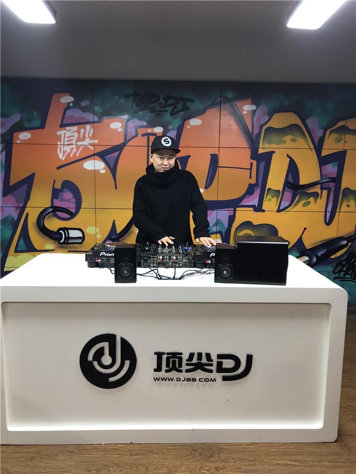 山东顶尖DJ学校学员郑继元D阶段考试