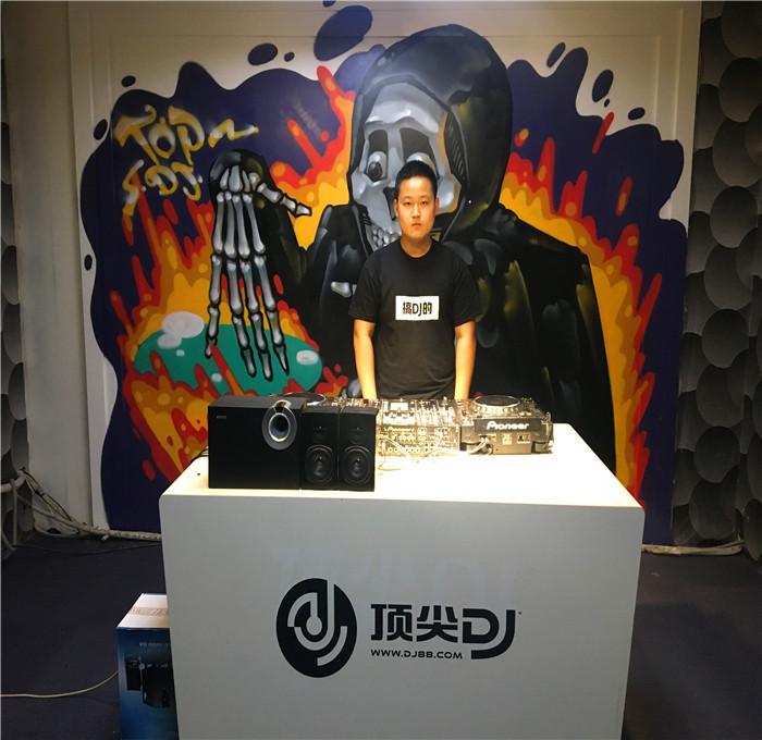 湖北顶尖DJ学校学员谢辉D阶段考试