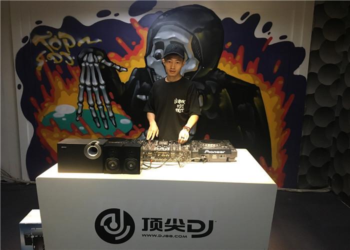 云南顶尖DJ学校学员叶轩D阶段考试